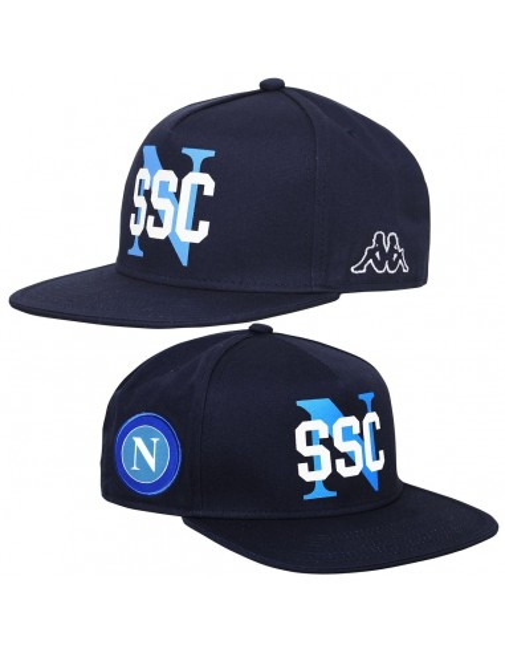 SSCN BLUE KAPPA SNAPBACK